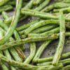 kosher roasted green beans